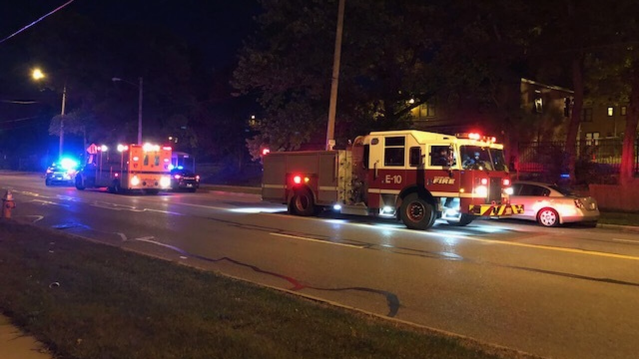 Teen injured during shooting in Cleveland
