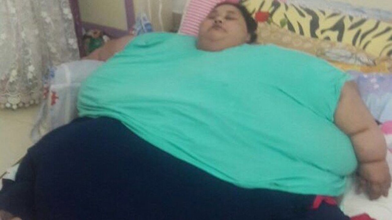 1,102-pound woman in fight for her life