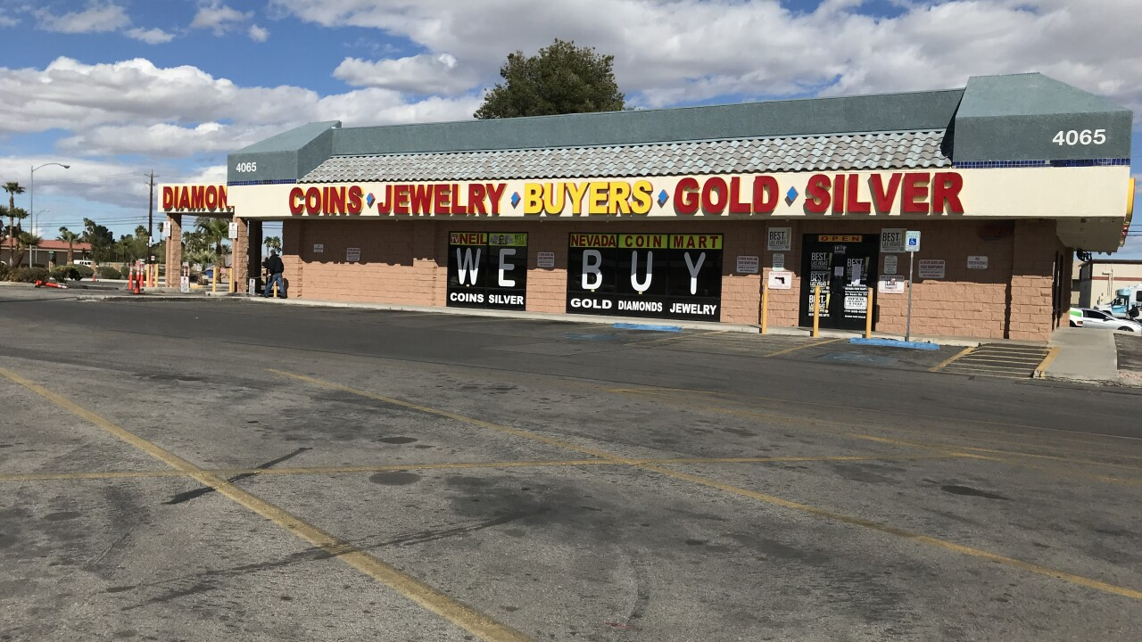 COVID-19 CRACK DOWN: Las Vegas police visit 113 businesses, suspend 7 licenses amid shutdown