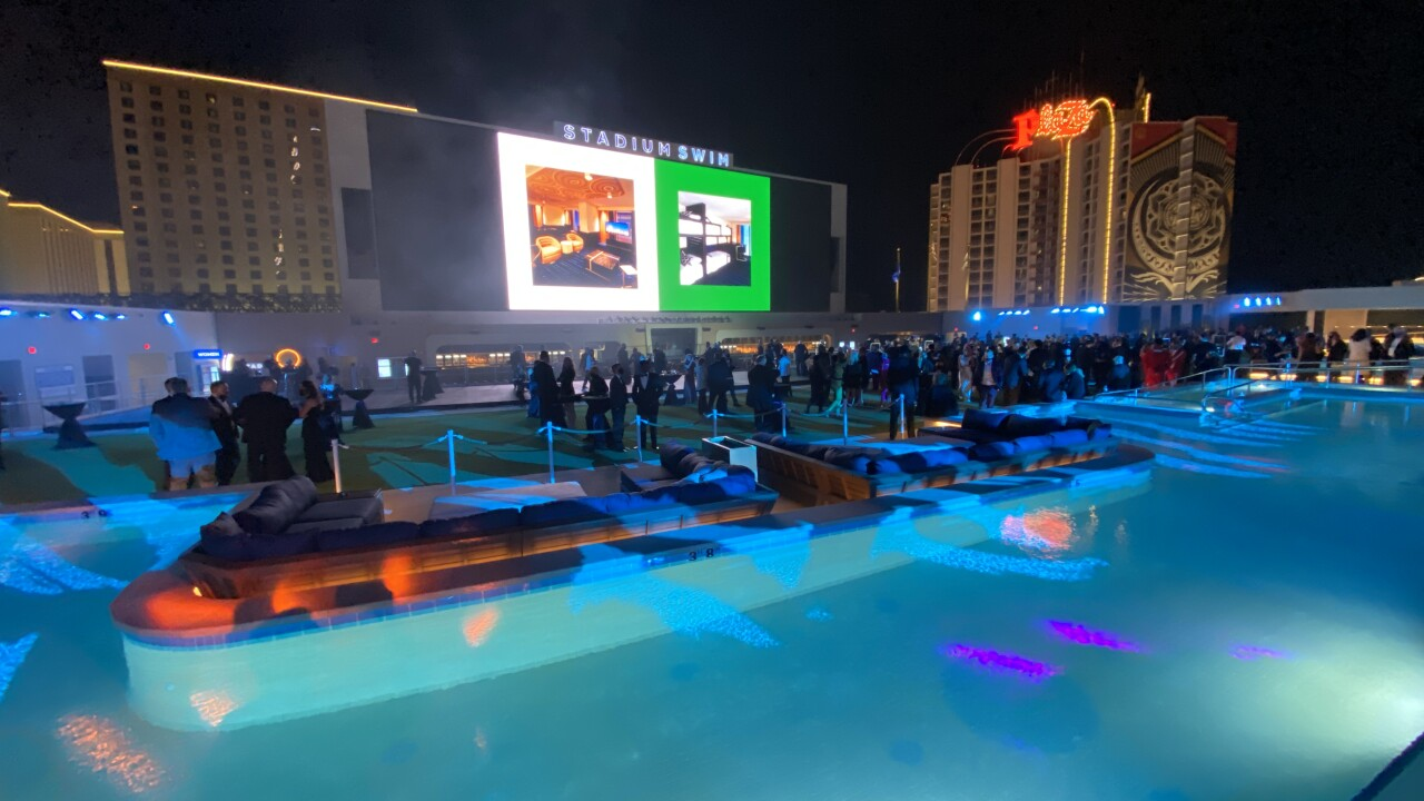 Circa is the newest resort built in downtown Las Vegas from the ground up since 1980.