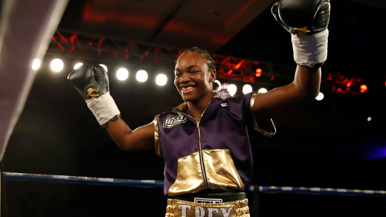 Flint native Claressa Shields returning to Detroit for June 16 fight