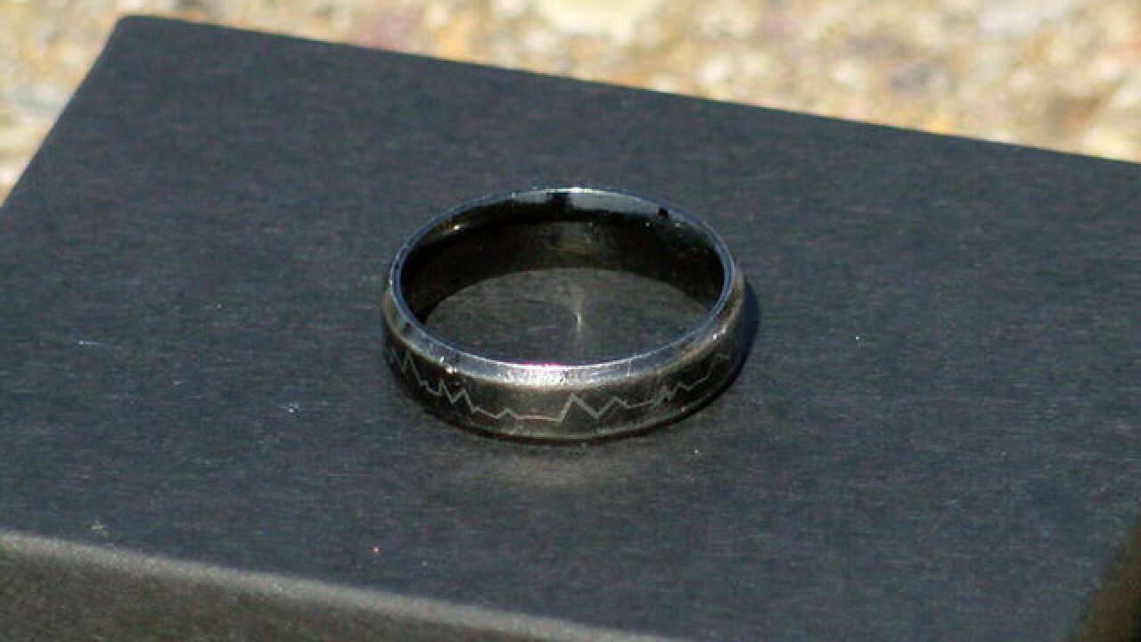Santee woman wants to find lost ring's owner