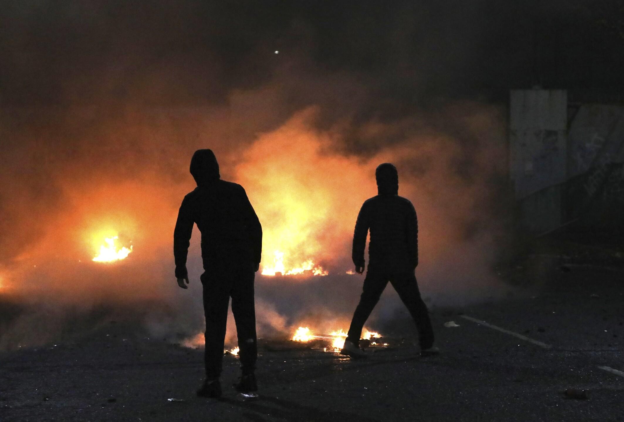 Northern Ireland Unrest Explainer
