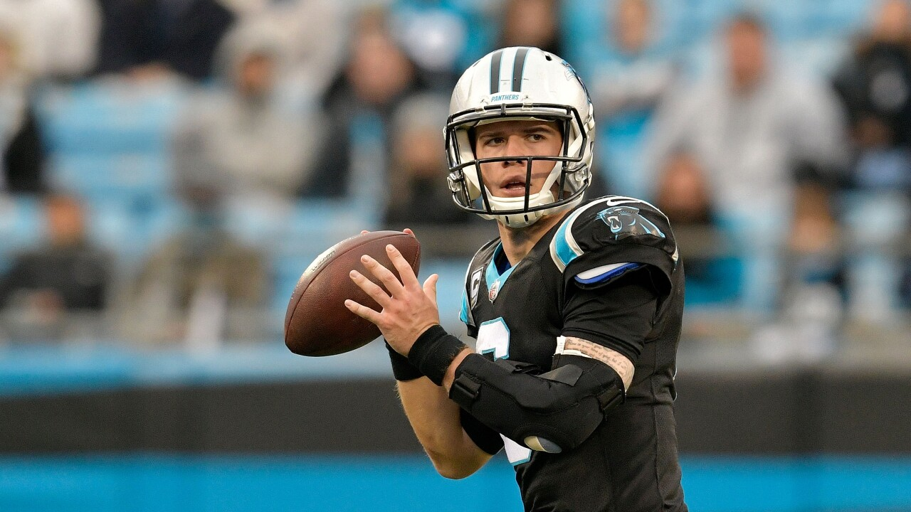 Washington Signs Former Old Dominion Qb Taylor Heinicke To Practice Squad