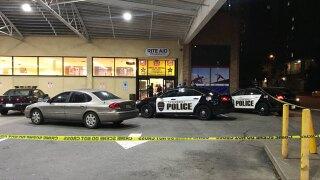 Security Guard Shot At Nashville Rite Aid