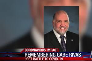Del Mar mourns the loss of Gabe Rivas to COVID-19