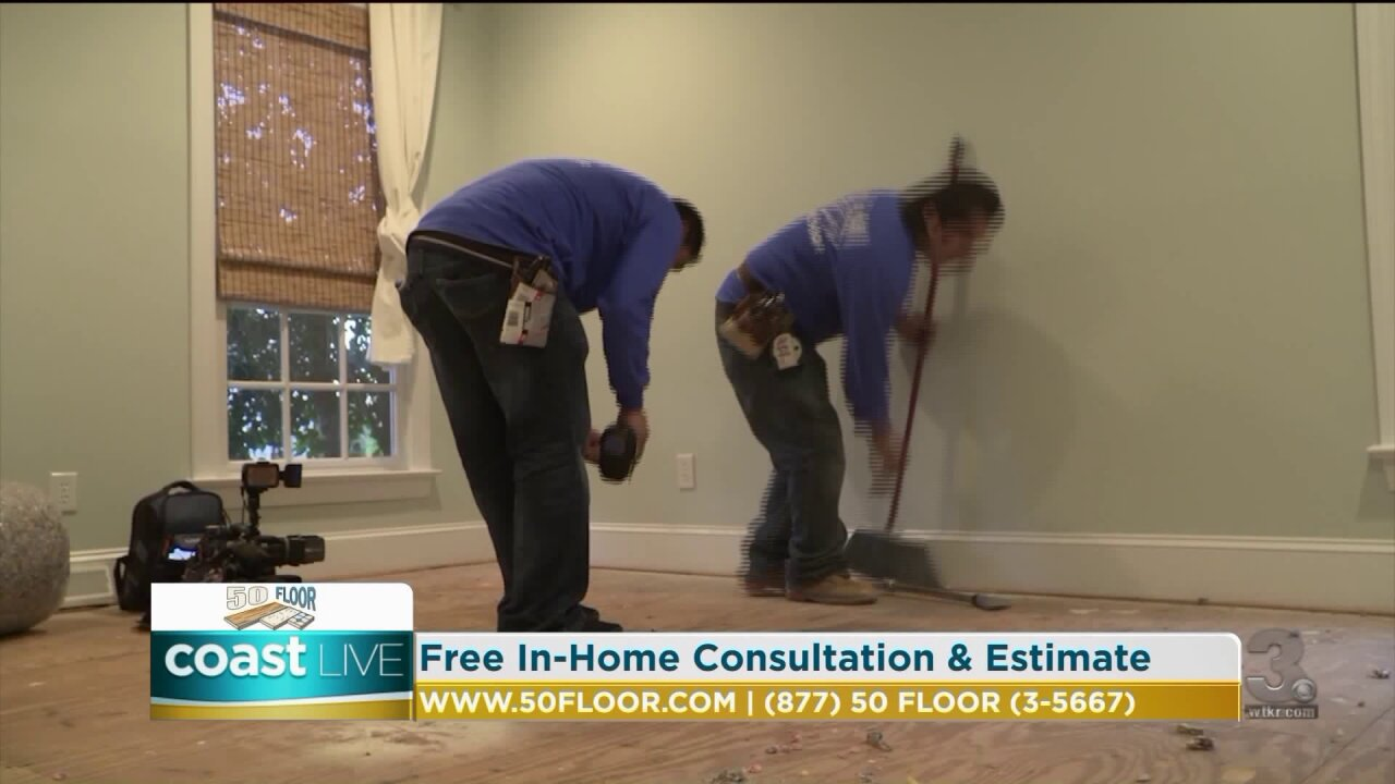 A lighting quiz and a way to spice up your flooring on Coast Live