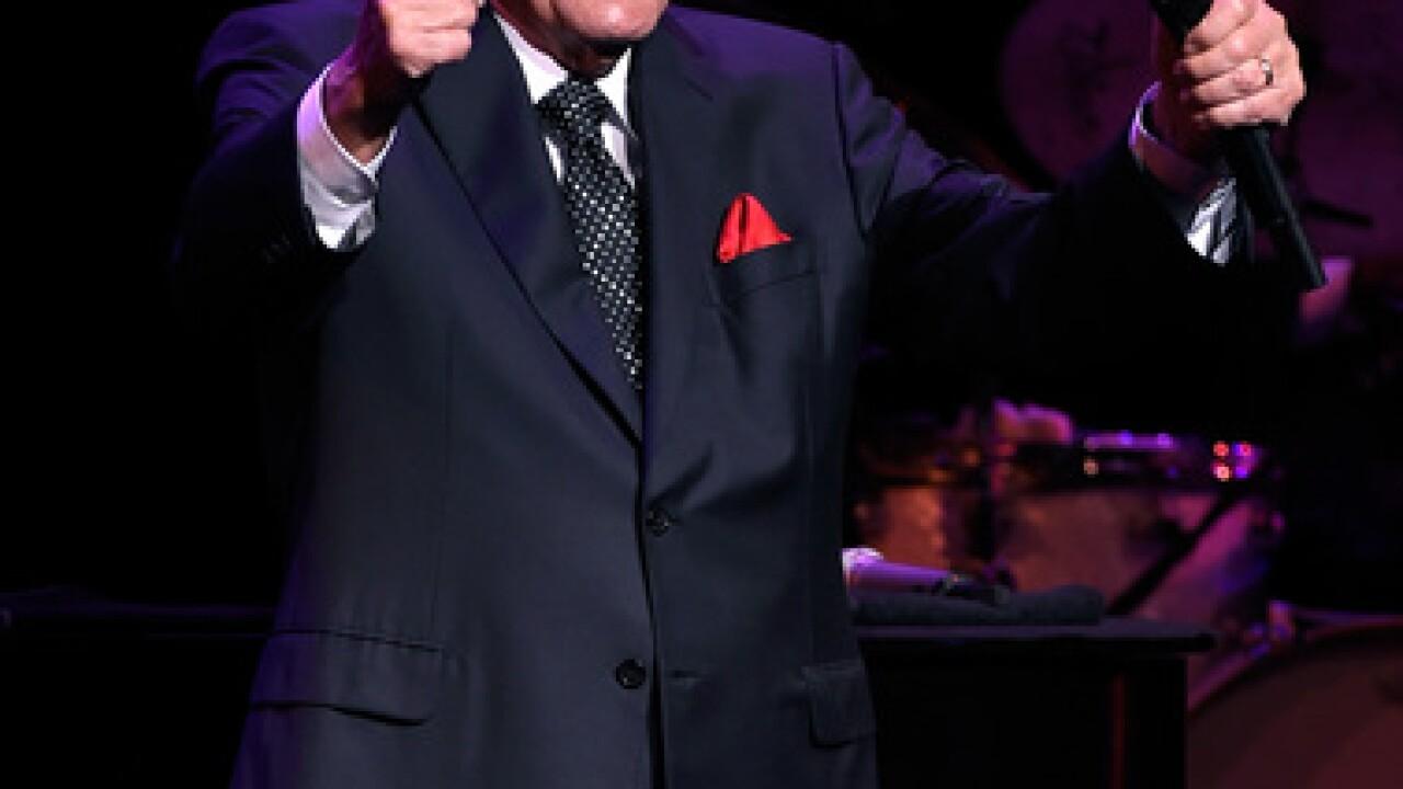Tony Bennett returns to Las Vegas stage