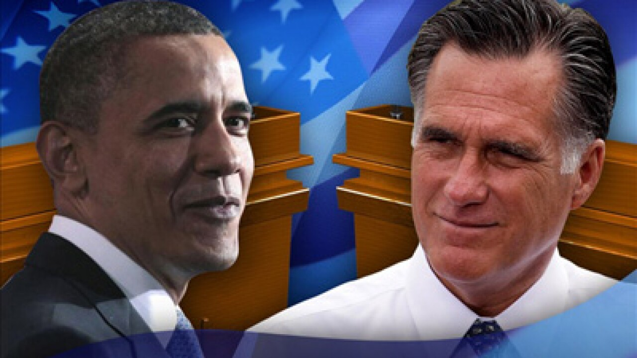 Forceful Obama bests defensive Romney in foreign policy debate