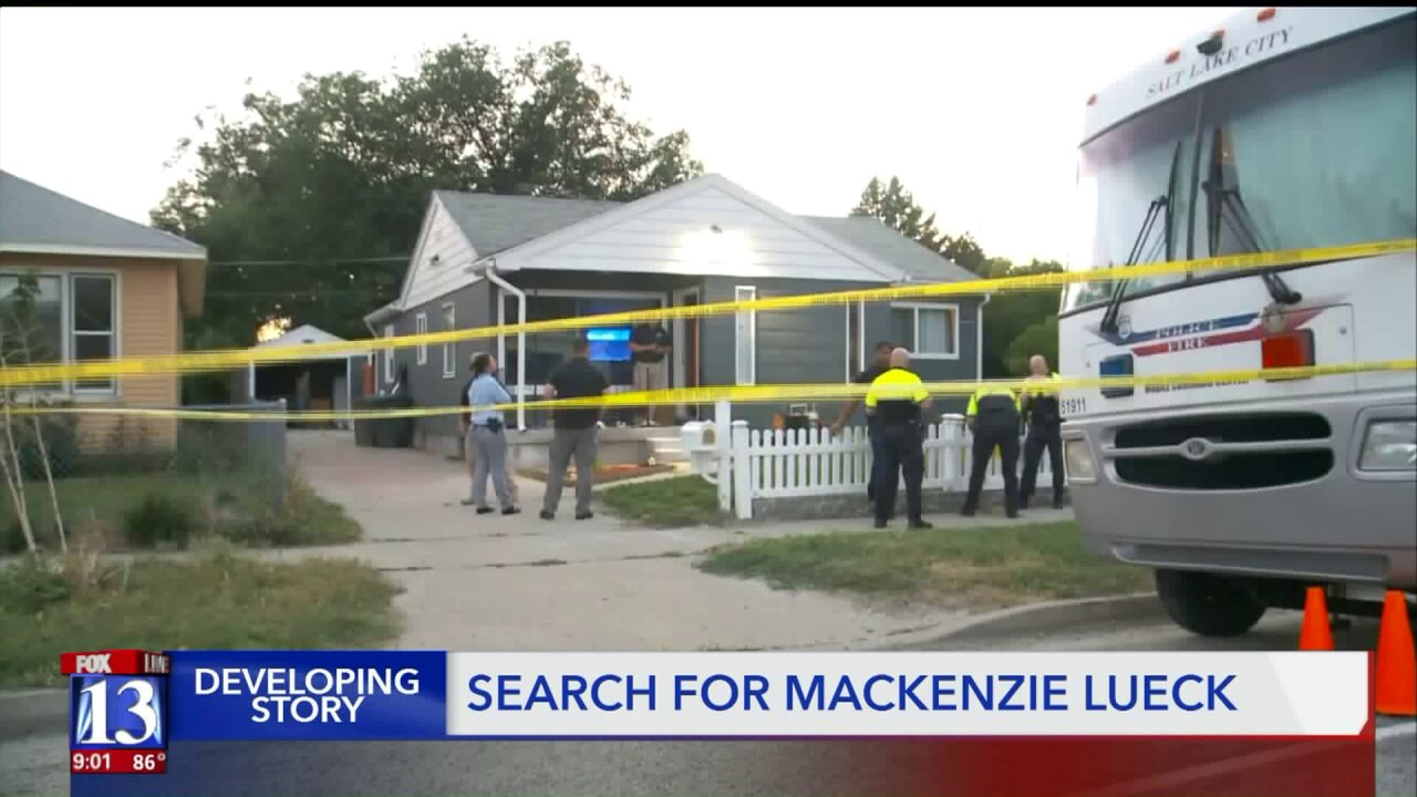 MacKenzie Lueck: What we know about the home policesearched