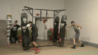 Butte brothers train to make it as amateur boxers