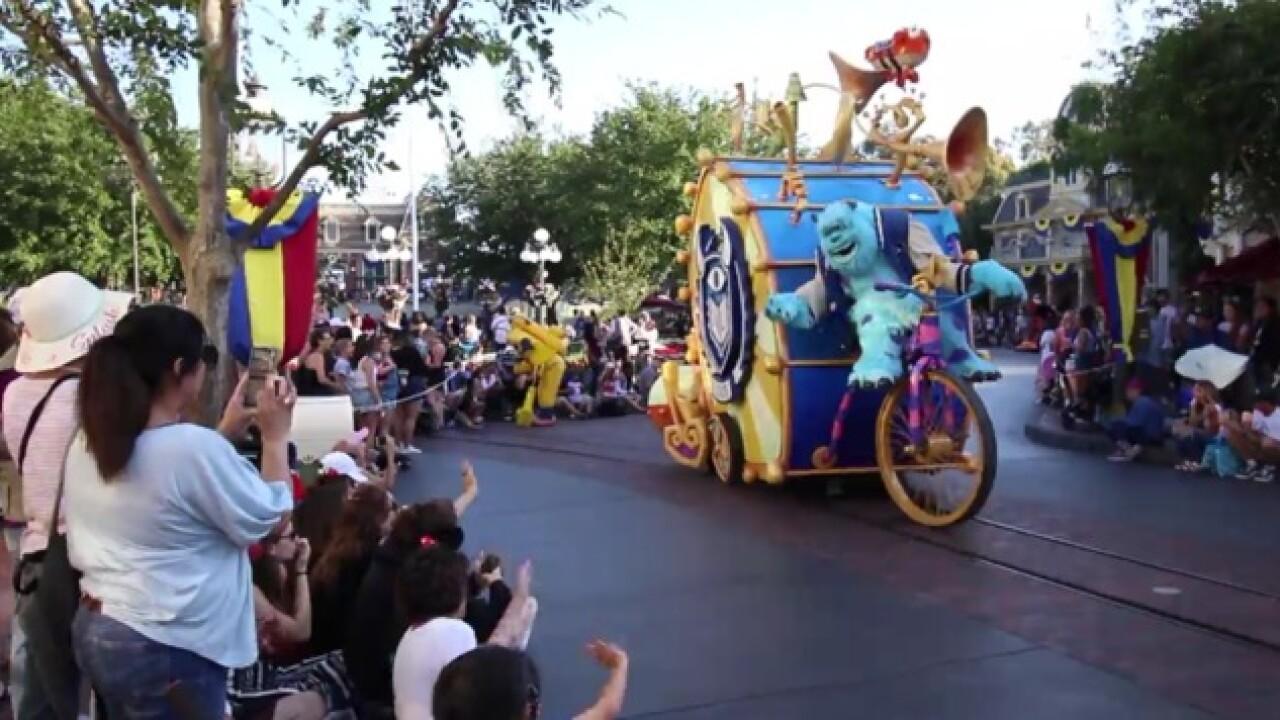 Sneak Peek: Disney's Pixar Pier