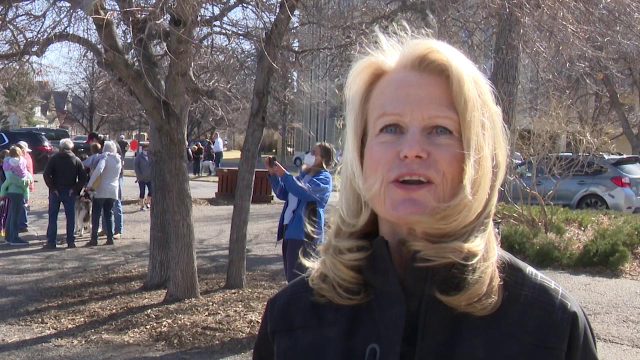 Patty Rearden, Great Falls Parks & Recreation deputy director