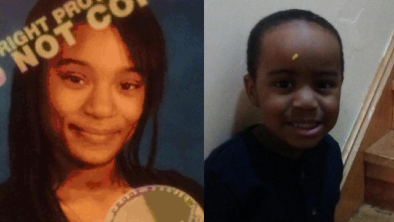 Police searching for endangered teen mom, son