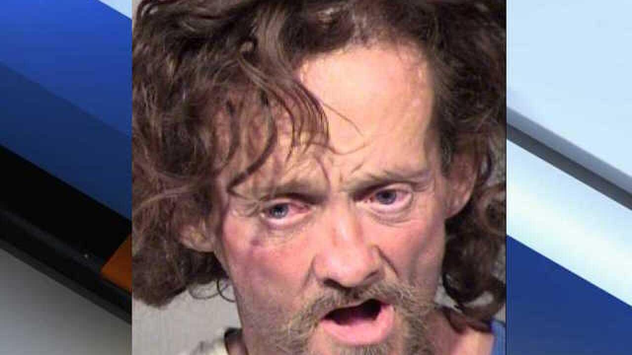 PD: Man in custody after arson, death in Phoenix