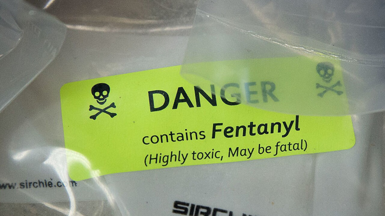 Fentanyl for executions? Two states are looking to try it