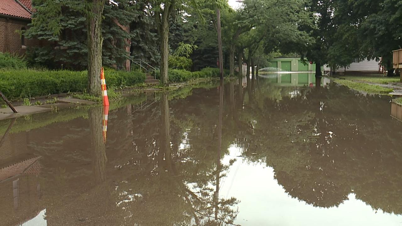 Barberton flooding