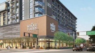 Whole Foods Downtown Tempe rendering