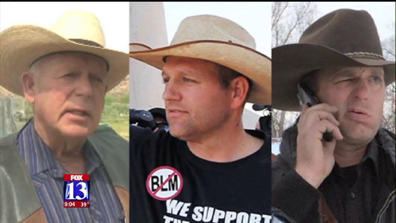 Federal judge to release Cliven Bundy, son and co-defendant, but Cliven said to refuse release