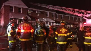 Man killed in Notheast Baltimore house fire