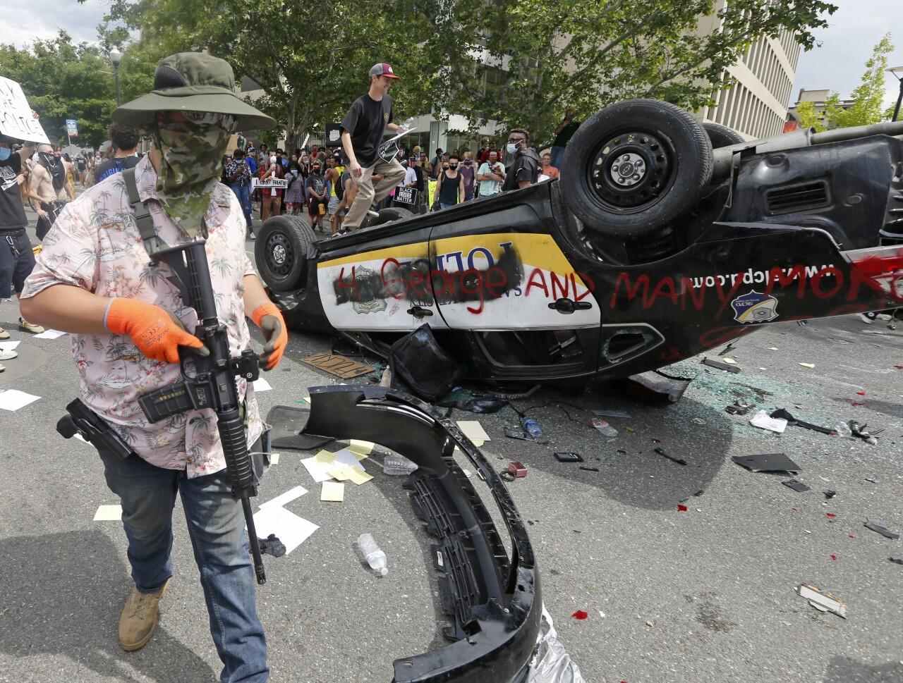 Rioting Penalties Bill Utah