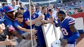 Report: Bills bring back CB E.J. Gaines