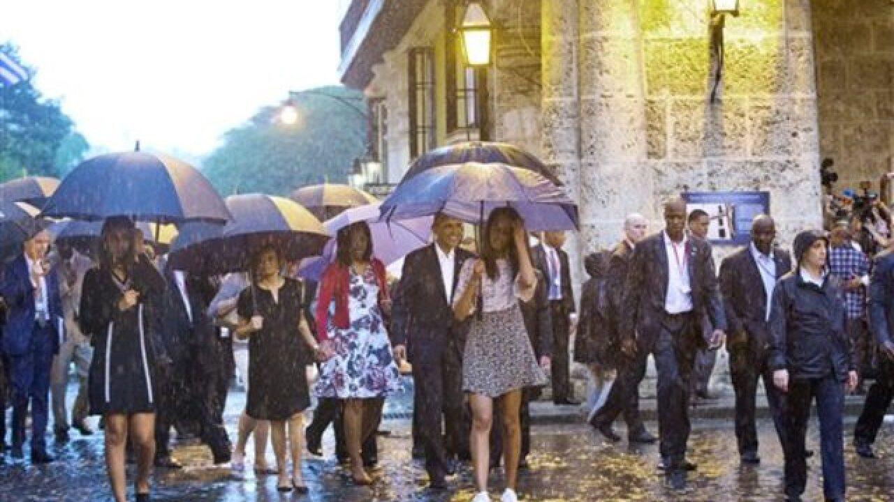 Obama in Cuba: Historic Castro summit a key test