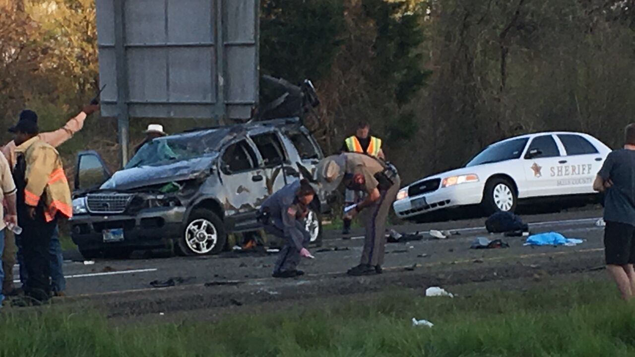 DPS: 19-year-old victim of SH 6 wreck identified