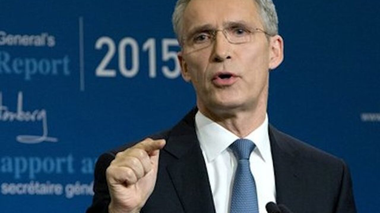 NATO: Defense spending going in right direction