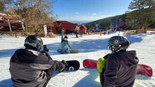 Snowboarders Excited for the Season