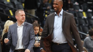 Denver Nuggets promote Calvin Booth to general manager