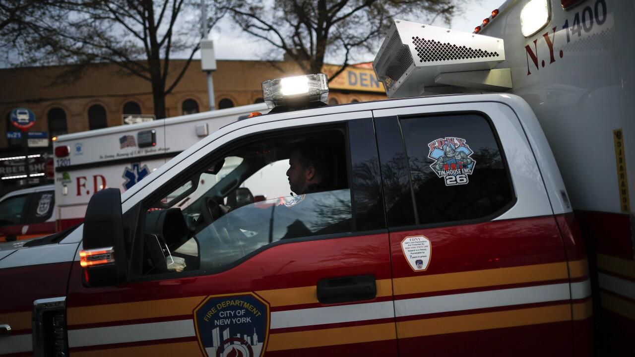 FDNY Amulance