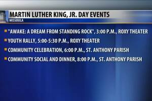 Missoula MLK Events