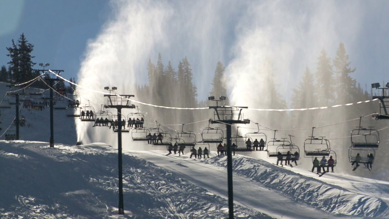 Ski Utah posts opening dates for 2018 season