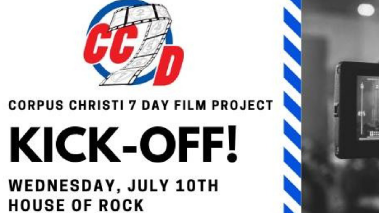 The Corpus Christi seven day film festival kicks off this week