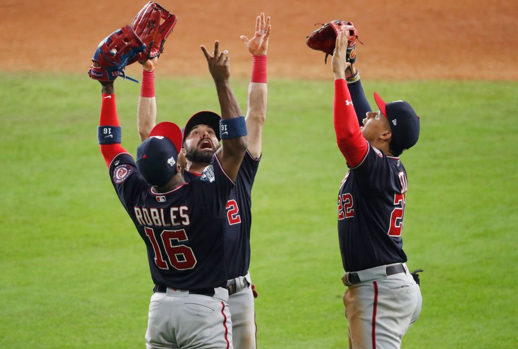 Washington Nationals to visit White House following World Series win