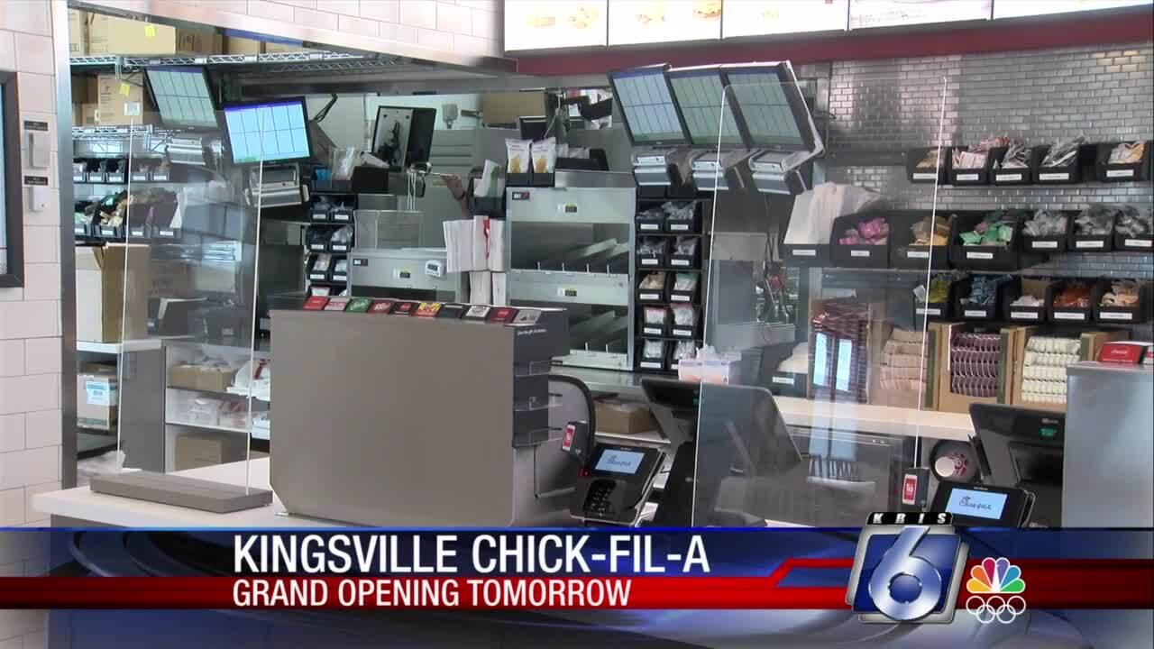 Kingsville Chick-fil-A store