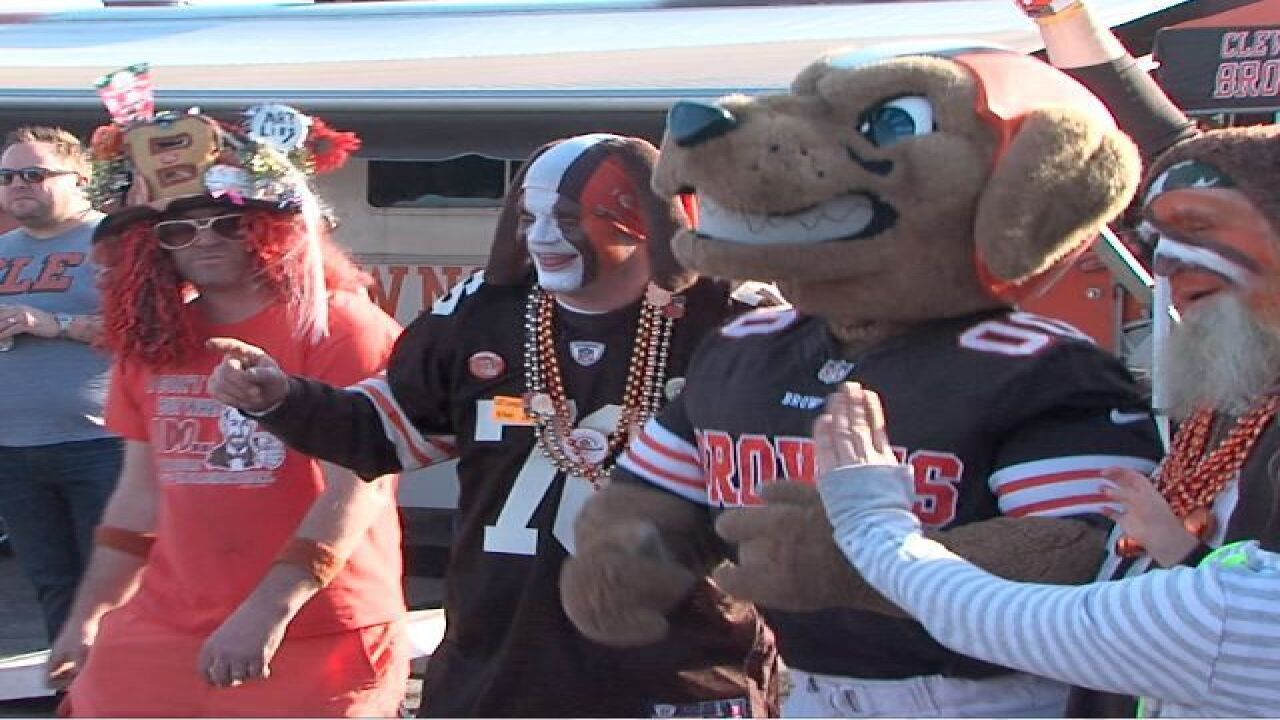 Browns fans gear up for new season