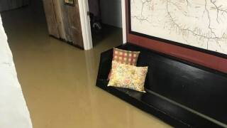 LEX 18 Digital: Community Center Damaged By Flood