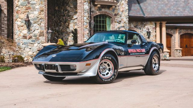 PHOTOS: Keith Busse Indiana Pace Car Collection