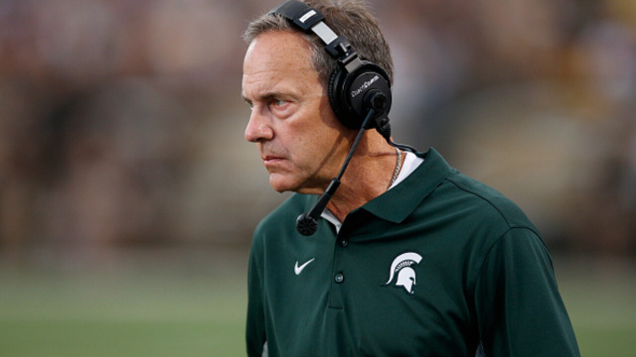 Dantonio cites 'friction' in decision to move on from Curtis Blackwell
