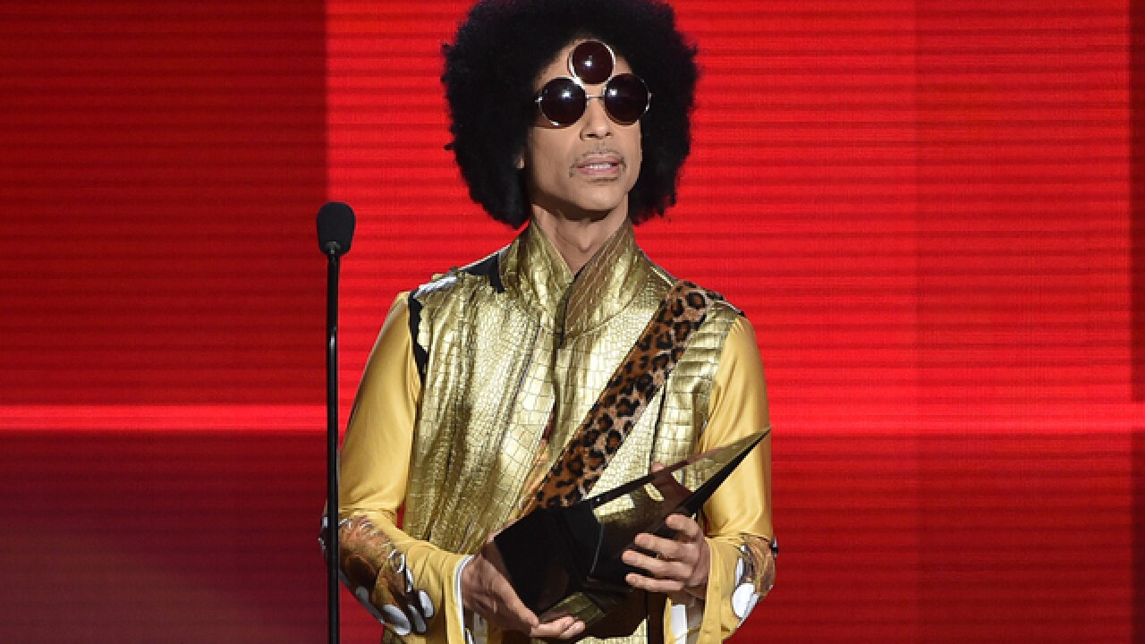Prince's church holds a memorial for him