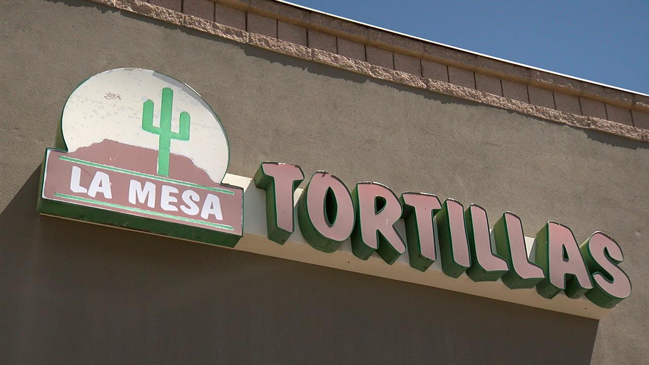 La Mesa Tortillas