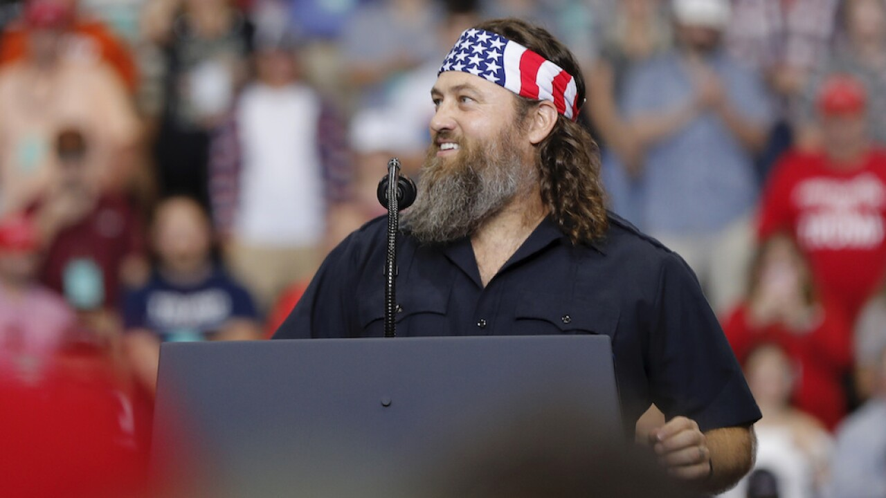 Man arrested in connection with drive-by-shooting at 'Duck Dynasty' star's home
