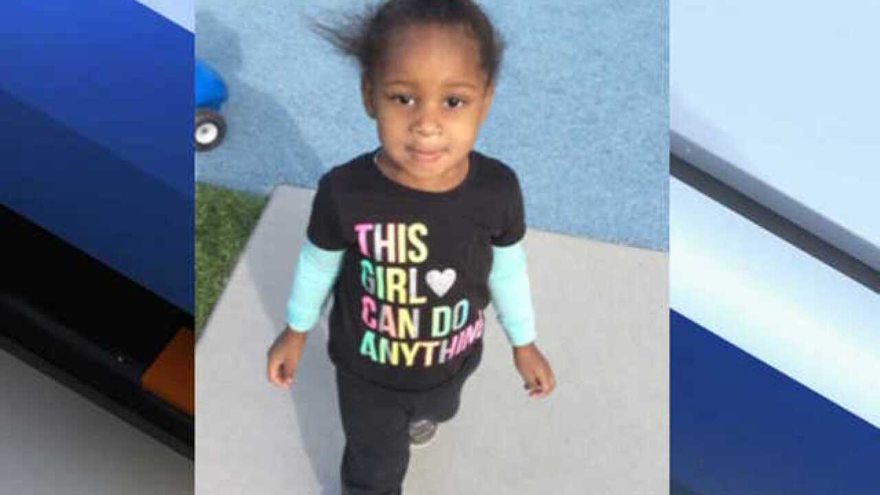 State officials searching for missing 2-year-old