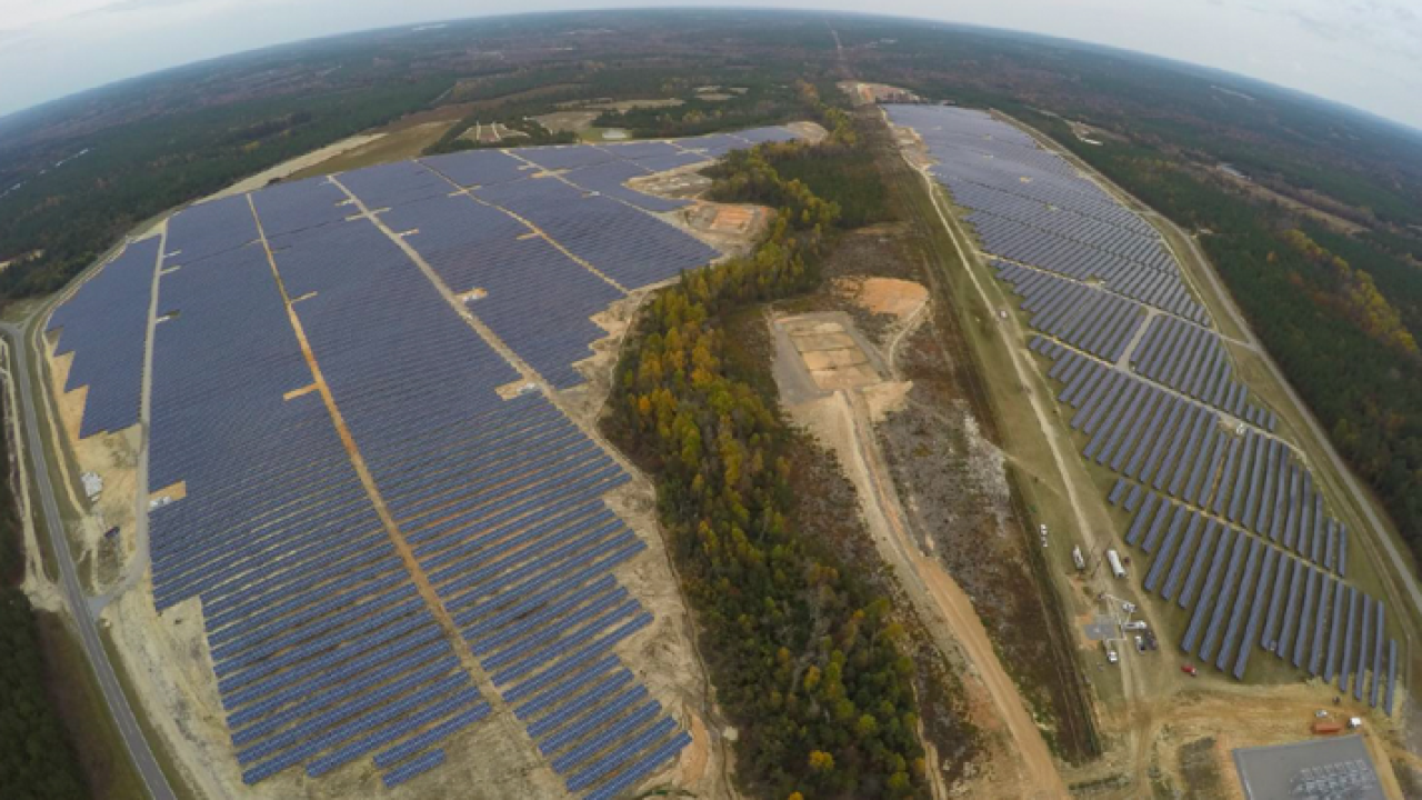 Here's how the University of Richmond will match 100 percent of its electricity needs with solar power