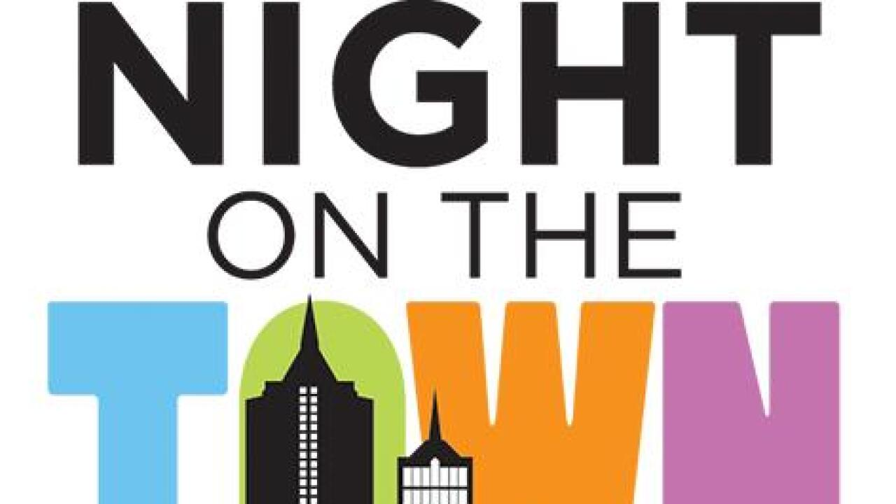 Ring in 2020 at free Last Night on the Town event