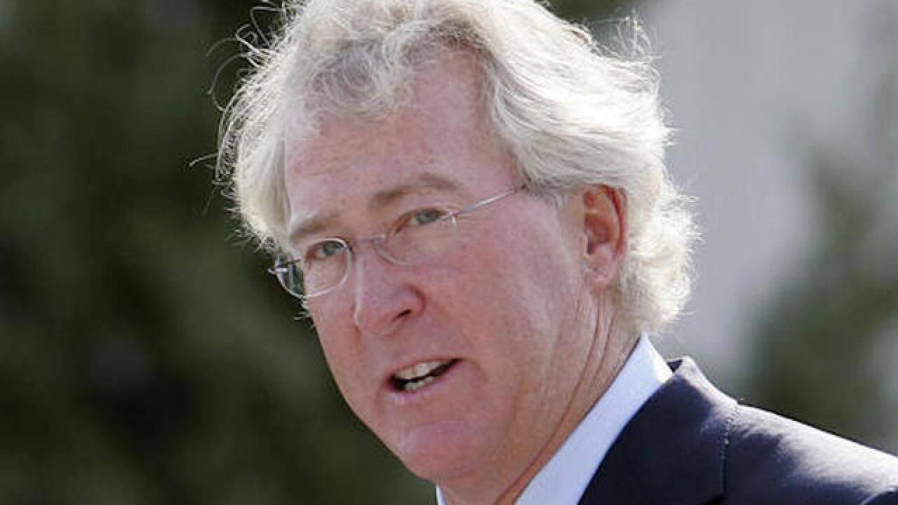Police: McClendon floored gas before crash