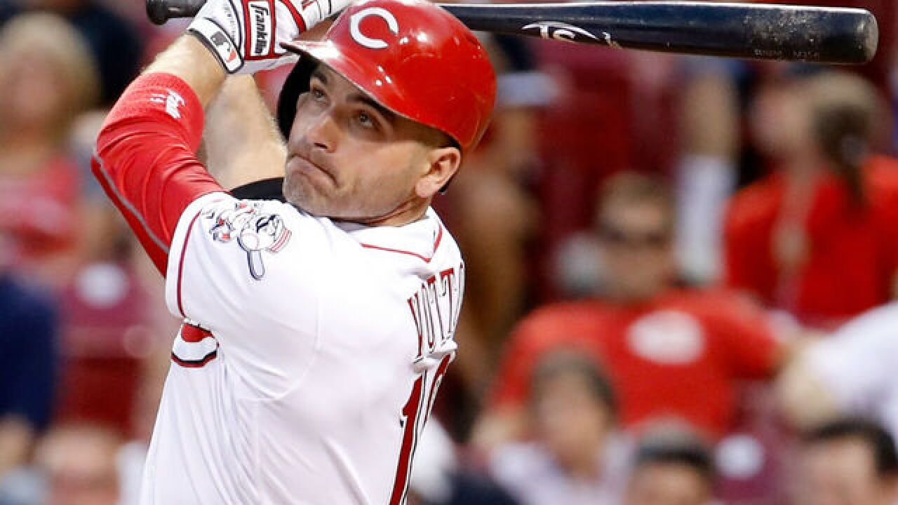 Broo View: Joey Votto doesn't owe anyone an apology. He spoke the truth about a mediocre club