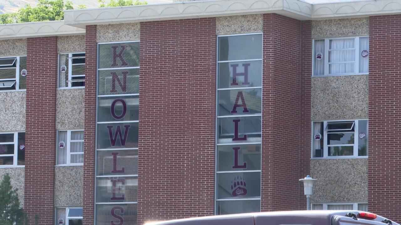 UM Knowles Hall
